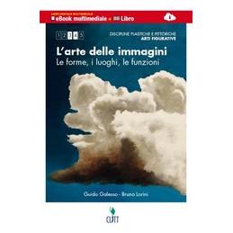 ARTE DELLE IMMAGINI (L`). LIBRO DIGITALE MULTIMEDIALE (EBOOK MULTIM. + LIBRO) DISCIPLINE PITTTORICHE