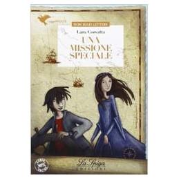 MISSIONE SPECIALE (UNA)  Vol. U