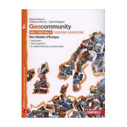 GEOCOMMUNITY ARANCIONE (GEOG2E) 2  LDM