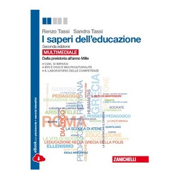 SAPERI DELL`EDUCAZIONE 2E DALLA PREISTORIA ALL`ANNO MILLE LDM