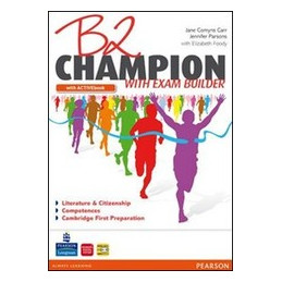 B2 CHAMPION EDIZIONE CON ACTIVEBOOK + ACTIVEBOOK
