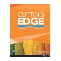 CUTTING EDGE THIRD EDITION INTERMEDIATE