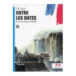 ENTRE LES DATES VOLUME 1