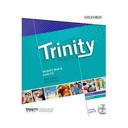 TRINITY. GESE / ISE GENERAL GRADES 3-4, A2 SB + CD AUDIO