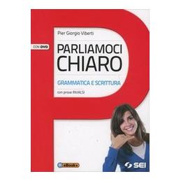 PARLIAMOCI CHIARO
