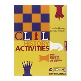 CLIL HISTORY ACTIVITIES III ANNO