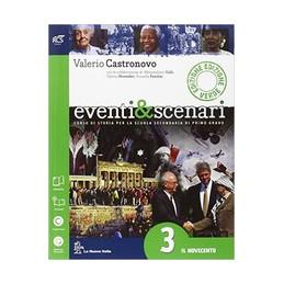 EVENTI & SCENARI 2014 3 SET MAIOR+FASCICOLO CORRIERE