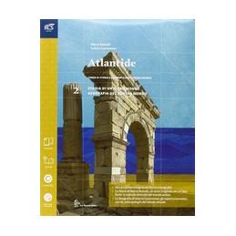 ATLANTIDE 2 STORIA ALTRO MONDO 2 SET MINOR