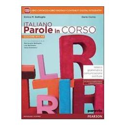 ITALIANO - PAROLE IN CORSO