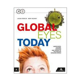GLOBAL EYES TODAY VOLUME UNICO + CD AUDIO VOL. U
