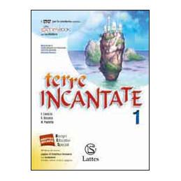 TERRE INCANTATE VOL. 1 CON DVD + MITO EPICA TEATRO VOL. 1