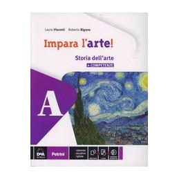 IMPARA L`ARTE VOLUME A STORIA DELL`ARTE + VOLUME B + EBOOK VOLUME A + B Vol. U
