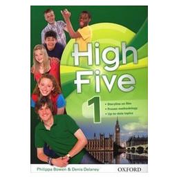 HIGH FIVE 1 SB&WB + CD AUDIO + ESPANSIONE VOL. 1