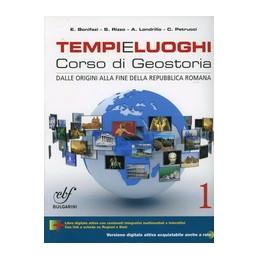 TEMPI  LUOGHI (E) 1 VOLUME 1 VOL. 1