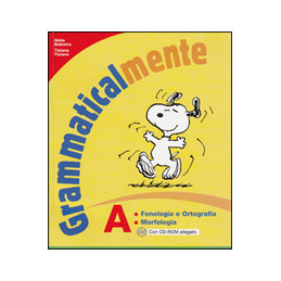 GRAMMATICALMENTE TOMI A+B+C (CONFEZIONE INDIVISIBILE) + CD ROM VOL. U