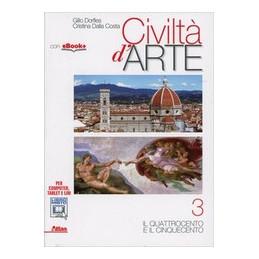 CIVILTA` D`ARTE 3  VOL. 3
