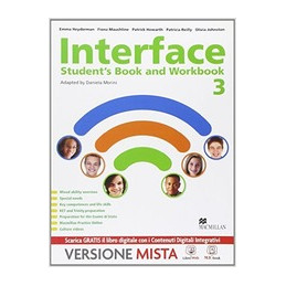 INTERFACE VOL 3  STUDENT`S BOOK  AND WORKBOOK + CULTURE AND EXAMS 3 VOL. 3