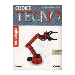CODICE TECNO TECNOLOGIA + DVD VOL. U