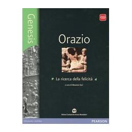 GENESIS ORAZIO LIBRO CARTACEO Vol. U