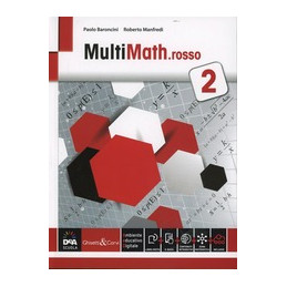 MULTIMATH ROSSO VOLUME 2 + EBOOK  Vol. 2