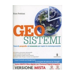 GEOSISTEMI VOLUME UNICO + ATLANTE GEOGRAFICO VOL. U