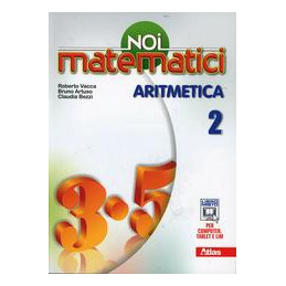 NOI MATEMATICI ARITMETICA 2 VOL. 2