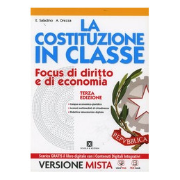 COSTITUZIONE IN CLASSE (LA) VOL 1+2+CD CODICE CIVILE VOL. U