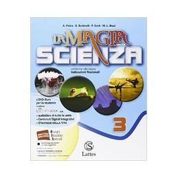 MAGIA DELLA SCIENZA (LA)  VOL. 3 CON DVD  VOL. 3