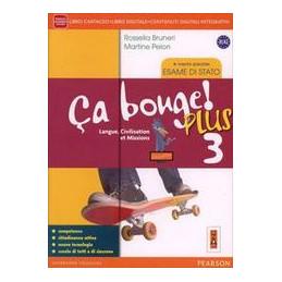 CA BOUGE! PLUS 3 LIBRO CARTACEO + ITE + DIDASTORE VOL. 3
