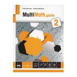 MULTIMATH GIALLO VOLUME 2 + EBOOK  Vol. 2