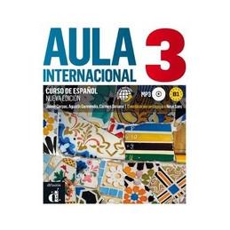 AULA INTERNACIONAL. NUEVA EDICION. LIBRO DEL ALUMNO. CON ESPANSIONE ONLINE. CON CD AUDIO. PER LE SCU