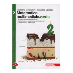 MATEMATICA MULTIMEDIALE.VERDE. 2 CON ESPANSIONE ONLINE. PER LE SCUOLE SUPERIORI