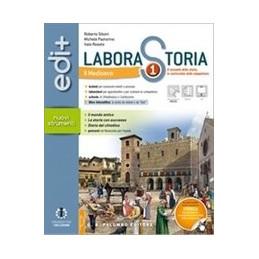 LABORASTORIA EDI+ VOL. 1 + DAIRIO DEL CITTADINO +LA STORIA DIVENTA ATTIVA