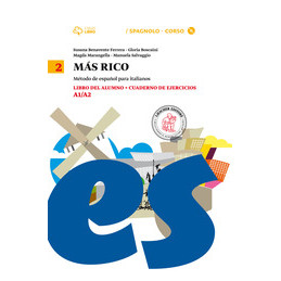 MÃS RICO 2 LIBRO DEL ALUMNO + CUADERNO DE EJERCICIOS + CD MP3