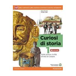 CURIOSI STORIA 1 VOL+ITE+DIDA