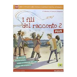 FILI RACCONTO PLUS 2 VOL+LETT+QUAD+ITE+DIDA
