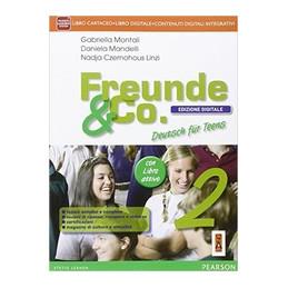 FREUNDE & CO. 2 ED. DIGITALE VOL+FASC+AB+CDA+DIDASTORE