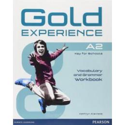 GOLD EX...A2 GRAMMAR&VOCABULARYWBK