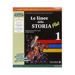 LINEE STORIA PLUS 1 VOL+AB+ITE+DIDA