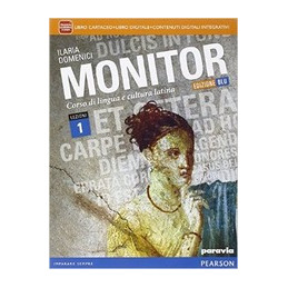 MONITOR ED.BLU COMPATTA VOL+ITE+DIDA