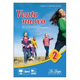 VENTO NUOVO 2 CON LIBRO DIGITALE 2 VOL. 2