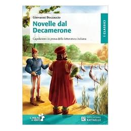 NOVELLE DEL DECAMERONE  Vol. U