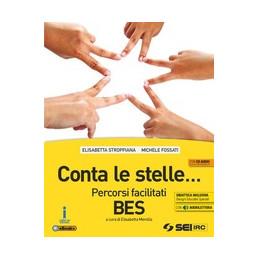 CONTA LE STELLE   BISOGNI EDUCATIVI SPECIALI + CD AUDIO  Vol. U