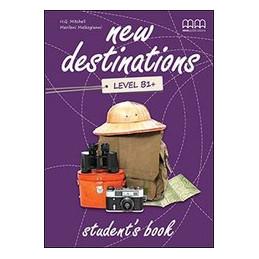 NEW DESTINATIONS B1+  PACK  Vol. 5