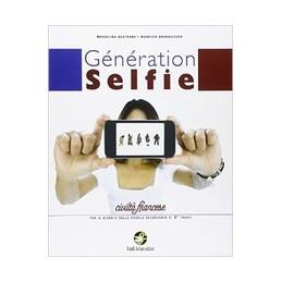GENERATION SELFIE PASSEPARTOUT POUR LES THEMES SOCIAUX Vol. U