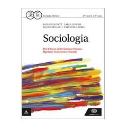 SOCIOLOGIA   LES VOLUME UNICO VOL. U