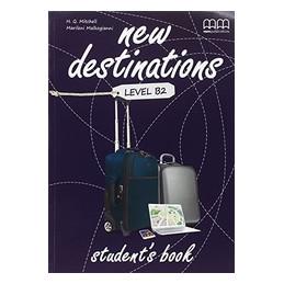 NEW DESTINATIONS B2 PACK  Vol. 6