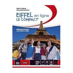 EIFFEL EN LIGNE LE COMPACT   VOLUME UNICO +  EBOOK (ANCHE SU DVD) + SUPPLEMENT + EBOOK DEUX ANS DE V