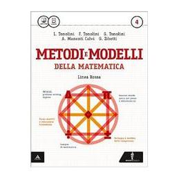 METODI E MODELLI MATEMATICA   LINEA ROSSA VOLUME 4 VOL. 2