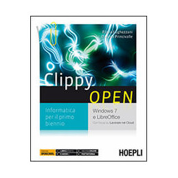 CLIPPY OPEN WINDOWS 7 E LIBREOFFICE. CON FOCUS SU LAVORARE NEL CLOUD Vol. U
